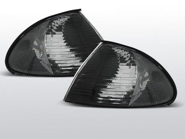 BMW E46 05.98-08.01 - Frontblinker in rauchglas