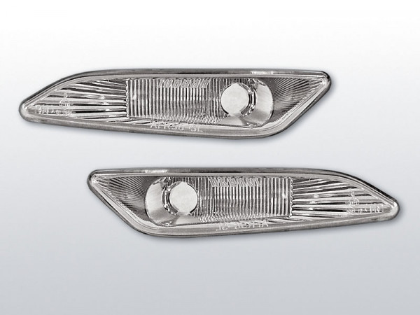 Alfa Romeo 156 / 147 05-10 - Seitenblinker in klarglas